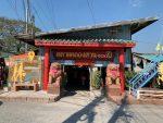 タイ・バンコクでピンクのガネーシャと一緒に行っておきたい穴場観光スポット「クローンスアン百年市場(Khlong Suan Roi Pi old market)」