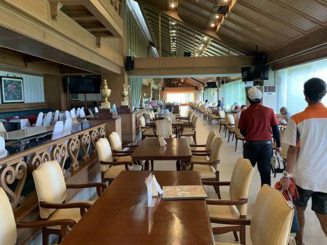ウィンザーパークゴルフ レストラン