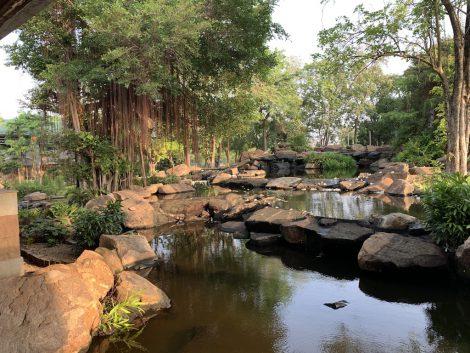 ウィンザーパークゴルフ 庭園