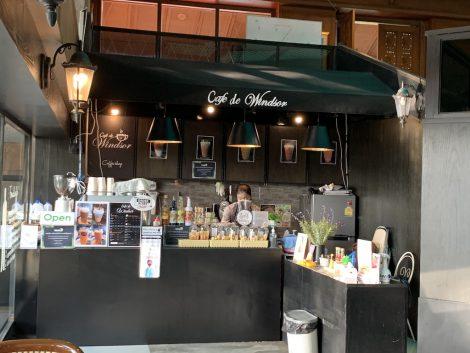 ウィンザーパークゴルフ カフェ