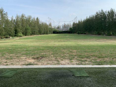 ベストオーシャンゴルフ ドライビングレンジ