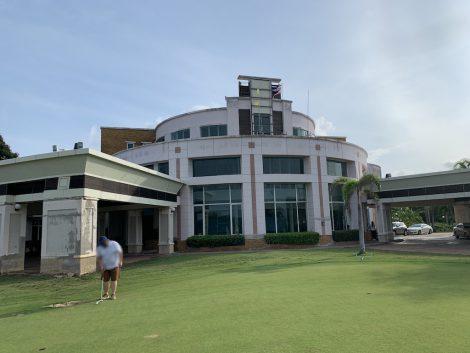 ベストオーシャンゴルフ クラブハウス