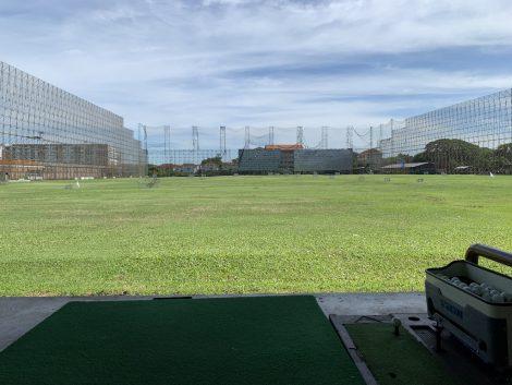 シーナカリンゴルフ 1階打席