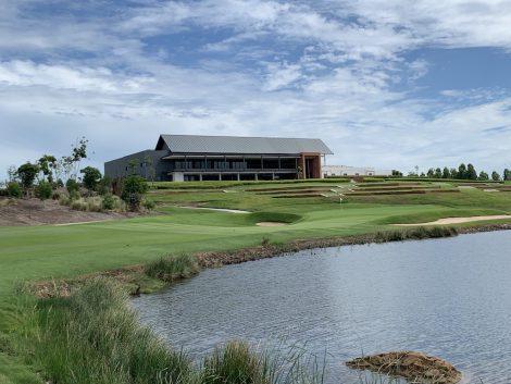 サイゴルフ クラブハウス