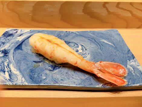 まさ寿司 ボタン海老