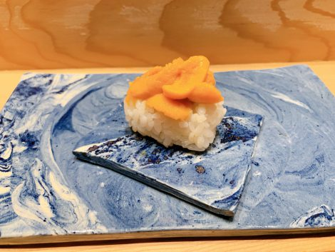 まさ寿司 ウニ