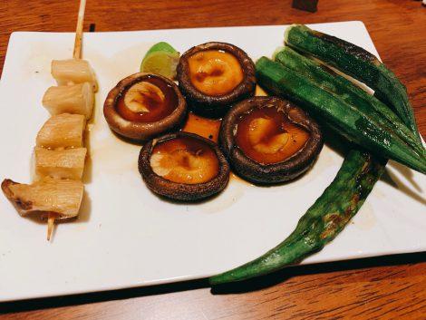 カネヒサ 野菜串