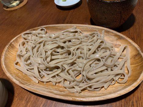 カネヒサ ざる蕎麦 平麺