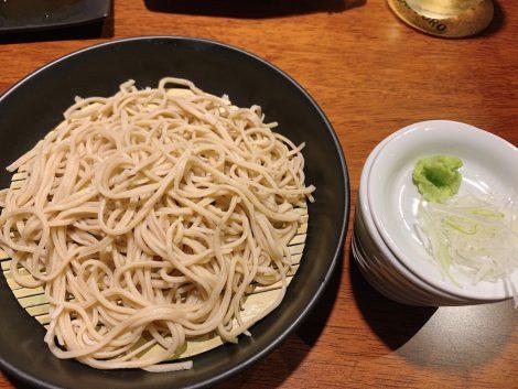 カネヒサ ざる蕎麦