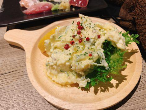 闘鶏 サラダ