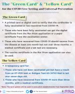 タイ保健省「コロナ感染防止措置(Covid Free Setting)」の運用指針を発表