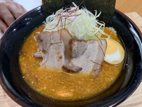 麺屋NARUTO みそラーメン
