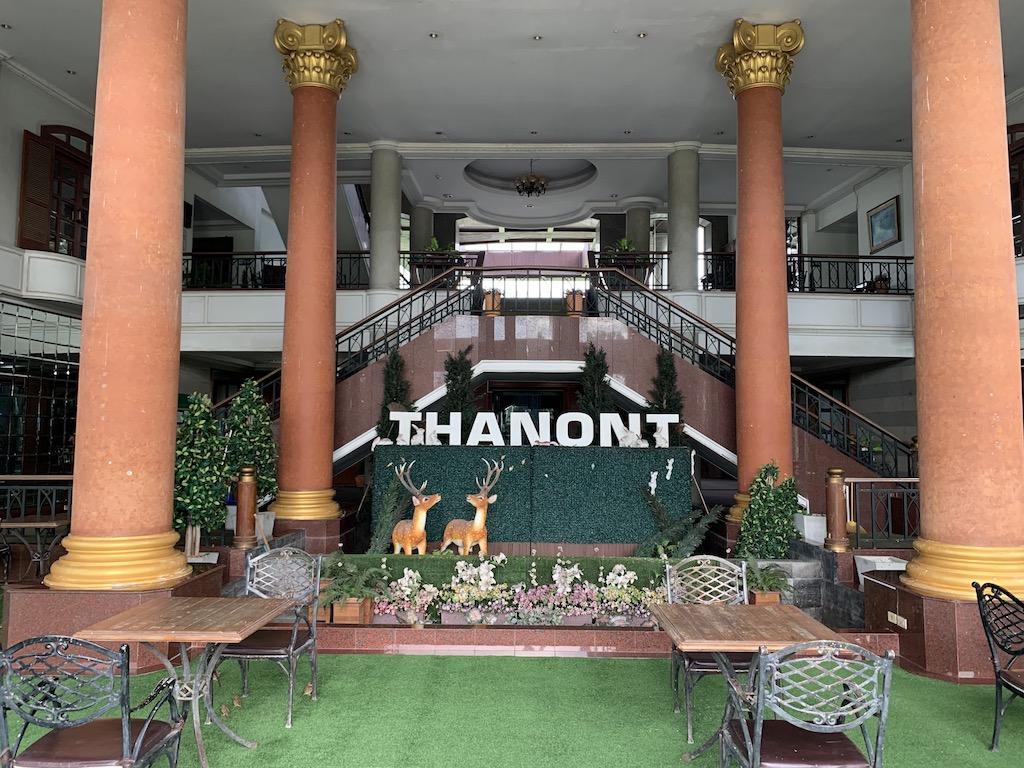 タイ・バンコクから近くてリーズナブルなゴルフ場「タノンゴルフビュー&スポーツクラブ(Thanont Golf View & Sports Club)」